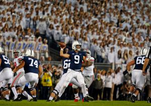 gettyimages 1043208644 No. 5 Michigan Aims For Payback Against No. 14 Penn State