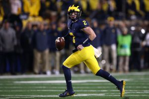 gettyimages 1052090748 No. 5 Michigan Aims For Payback Against No. 14 Penn State