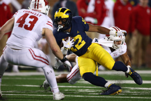 gettyimages 10520909721 Michigan Hosts Indiana In Final Tune up of the Season