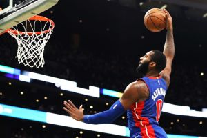 gettyimages 1055572082 Irving Scores 31, Celtics Beat Pistons Again 108 105