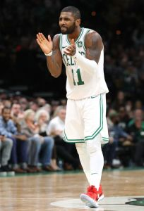 gettyimages 1055605720 Irving Scores 31, Celtics Beat Pistons Again 108 105