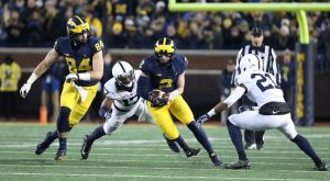 gettyimages 1057021608 No. 4 Michigan Takes On Rutgers As A Heavy Favorite