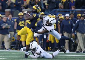 gettyimages 10570219781 No. 4 Michigan Takes On Rutgers As A Heavy Favorite