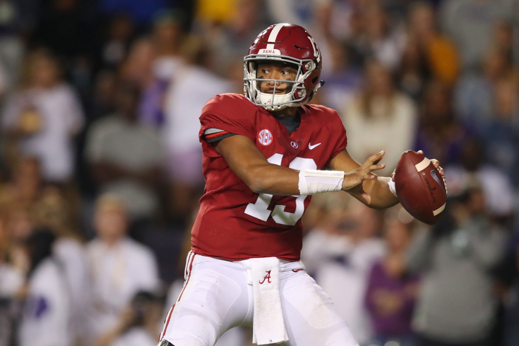 gettyimages 1057158352 Brian Jones: I Dont See Anyone Beating Alabama At This Point
