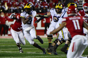 gettyimages 10600903181 Michigan Hosts Indiana In Final Tune up of the Season