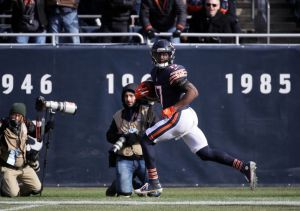 gettyimages 1060255722 Lions Secondary Unable To Stop Trubisky In Loss To Bears