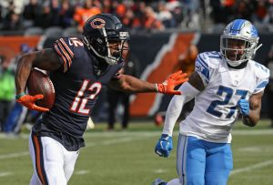 gettyimages 1060355396 Lions Secondary Unable To Stop Trubisky In Loss To Bears