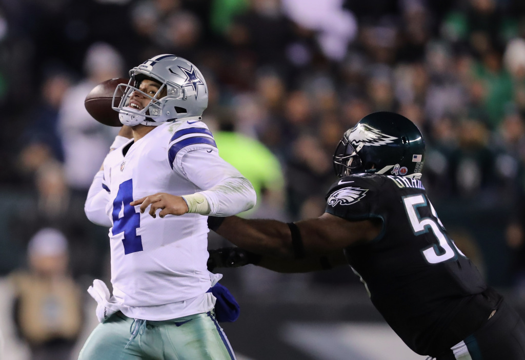 gettyimages 1060552752 NFC Playoff Picture: Whos Most, Least Likely To Make Postseason