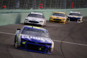 gettyimages 1063384054 The Latest: Joey Logano Wins 1st Cup Series Championship