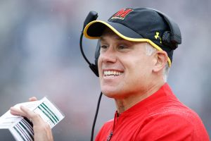 gettyimages 613362406 Maryland Turns Focus To Michigan State During Ongoing Saga