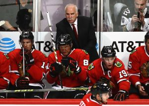 gettyimages 626432586 Chicago Blackhawks Fire Coach Joel Quenneville