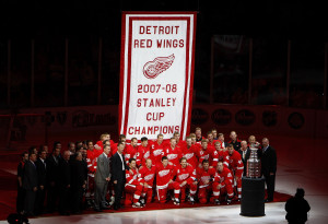 gettyimages 83205331 Red Wings Rebuilding While Recalling Franchises Famed Past