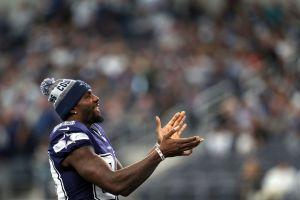 gettyimages 877988102 AP Source: Saints Sign Ex Cowboys Wide Receiver Dez Bryant