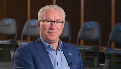 wood1 Michigan Matters: Going One on One with Detroit Lions President Rod Wood