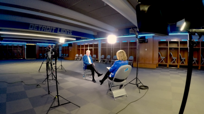 wood2 Michigan Matters: Going One on One with Detroit Lions President Rod Wood