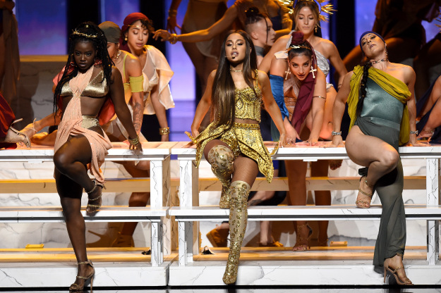 GettyImages 1020387466 Unforeseeable Health Reasons Cancels Ariana Grande Show