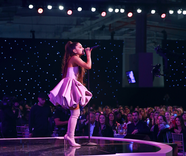 GettyImages 1069288780 Unforeseeable Health Reasons Cancels Ariana Grande Show