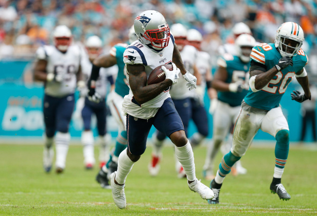 GettyImages 1070656946 Mental Health Concerns Has Patriots Josh Gordon Steeping Away From NFL
