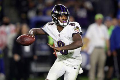 GettyImages 1074620434 NFL Team Grades Week 16: Ravens Take Over Top Spot In AFC North