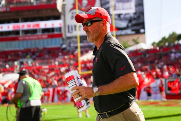 GettyImages 1075953878 Jets Fire Todd Bowles, Bucs Fire Dirk Koetter