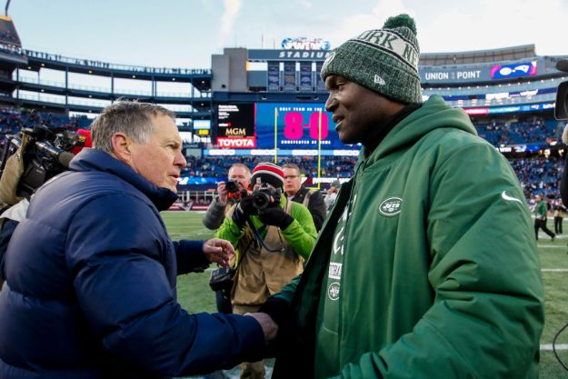 GettyImages 1088232410 Jets Fire Todd Bowles, Bucs Fire Dirk Koetter