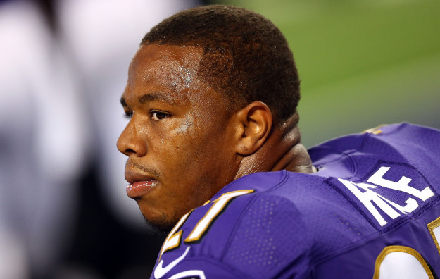 GettyImages 453709934 1 Ray Rice Talks About Domestic Violence, NFL