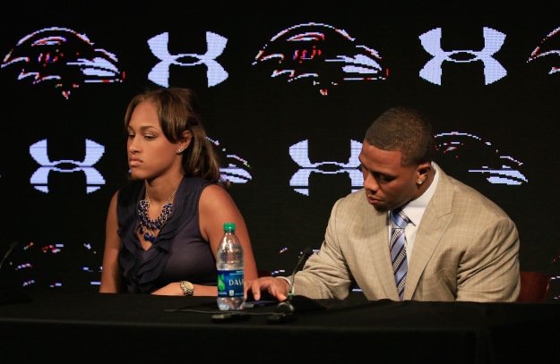 GettyImages 493368219 Ray Rice Talks About Domestic Violence, NFL