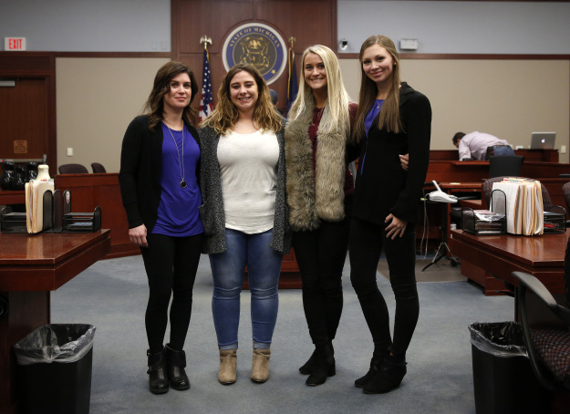 GettyImages 877537246 Nassar Survivors To Be Featured At MSU Museum Exhibit