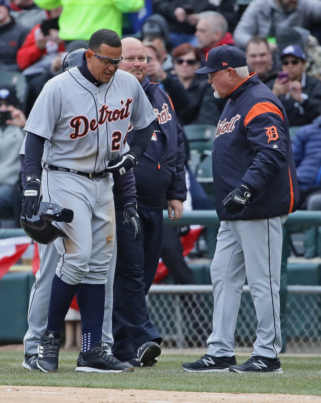 GettyImages 942434280 Miguel Cabrera To Be Limited In Spring Training After Biceps Surgery