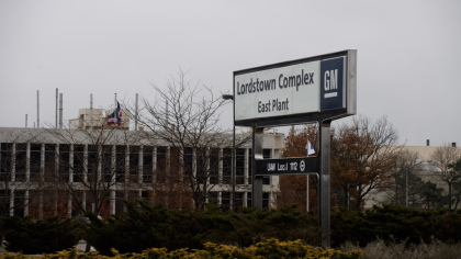 gettyimages 1065500872 cw dl 1025x576 Ohio Lawmakers Meet With GM Over Plant Closing