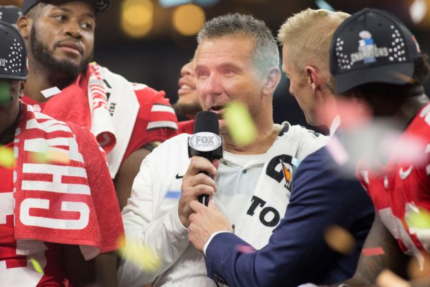 gettyimages 1067406436 For Urban Meyer, A Good Time To Say Goodbye