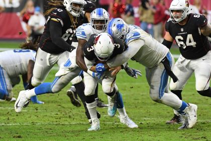 gettyimages 1070862582 Cardinals Offense Struggles In 17 3 Loss To Lions