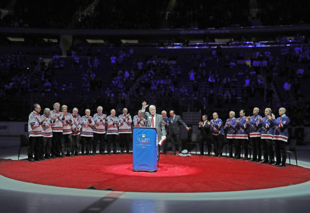gettyimages 1076295360 Forbes: Rangers Remain Most Valuable NHL Franchise