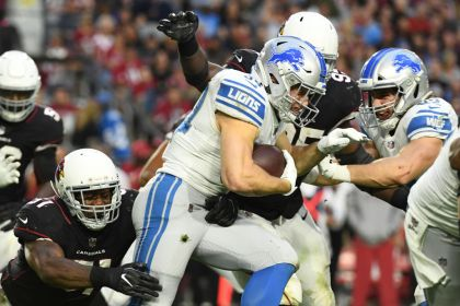 gettyimages 1079960992 Cardinals Offense Struggles In 17 3 Loss To Lions