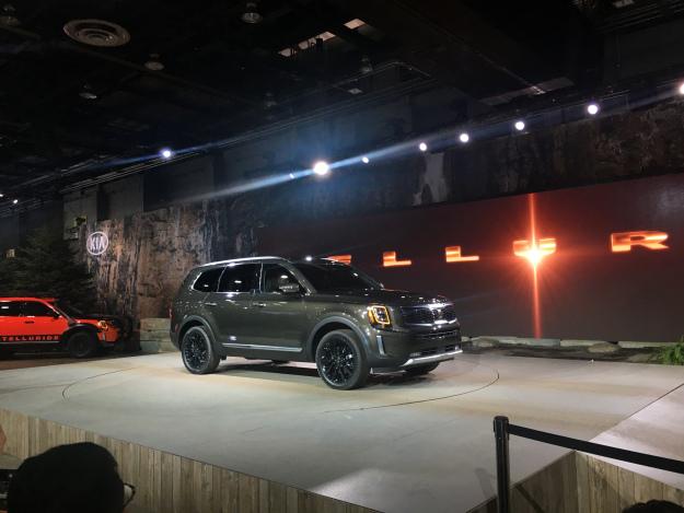 IMG 0241 Kia's Largest SUV, The 2020 Kia Telluride