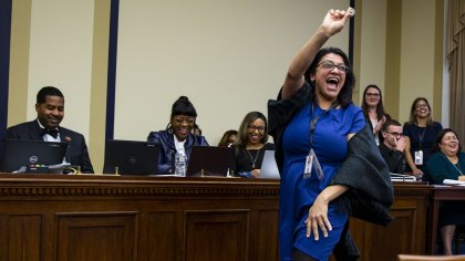S103504049 Rashida Tlaib Will Make History With Swearing In