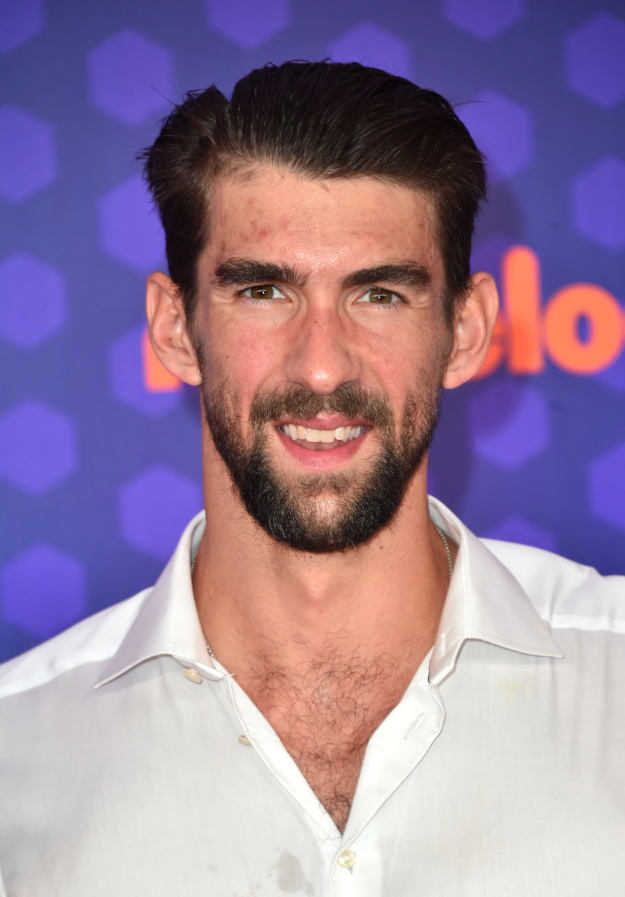 gettyimages 1026800436 Advocating For Mental Health Earns Phelps Award