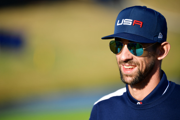 gettyimages 1040033326 Advocating For Mental Health Earns Phelps Award
