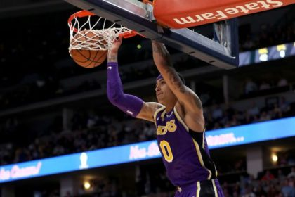 gettyimages 1065980088 e1547126717212 Kuzma Scores Career High 41, Leads Lakers Over Pistons 113 100