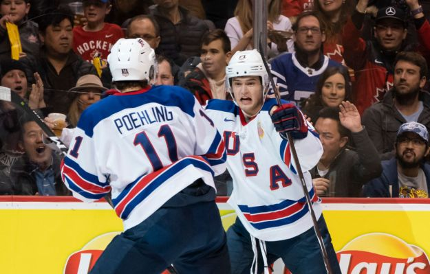 gettyimages 1077309854 Russia Falls To USA In World Junior Semi Final