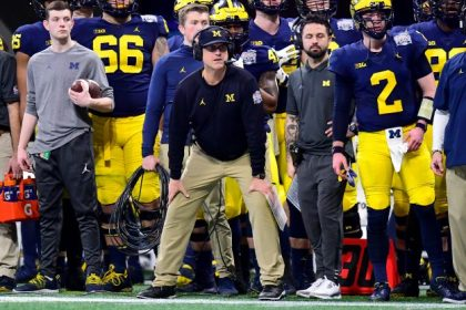gettyimages 1087908180 e1547237555649 Michigans OC, Harbaugh Hires Gattis Away From Alabama