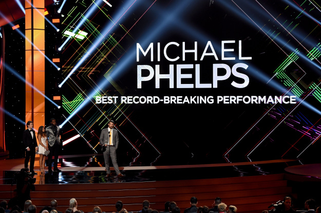 gettyimages 813534370 Advocating For Mental Health Earns Phelps Award