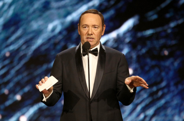 gettyimages 867274964 Packed House At Kevin Spacey Arraignment