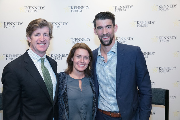gettyimages 905677406 Advocating For Mental Health Earns Phelps Award
